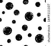 black and white pattern. ...   Shutterstock .eps vector #1649111107