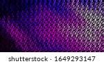 dark purple  pink vector...   Shutterstock .eps vector #1649293147
