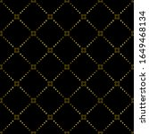 art deco dot line rhombus...   Shutterstock .eps vector #1649468134