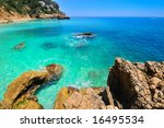 gorgeous view of a... | Shutterstock . vector #16495534