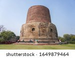 sarnath  india   february 8 ... | Shutterstock . vector #1649879464