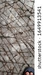 Small photo of neatly patterned floor with strikethrough motifs