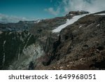 Waterfall From Glacier...