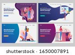 cleaning and housework set.... | Shutterstock .eps vector #1650007891