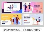 business communication set....   Shutterstock .eps vector #1650007897