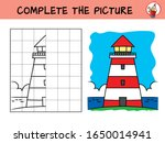 complete the picture of a... | Shutterstock .eps vector #1650014941