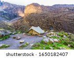 Barranco Camp. View From The...