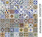 Traditional Tiles From Facades...