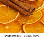 Dried Orange And Cinnamon...