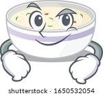 cool steamed egg mascot... | Shutterstock .eps vector #1650532054