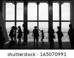 shanghai  china   august 2 ... | Shutterstock . vector #165070991