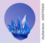 Natural Mineral Crystal...