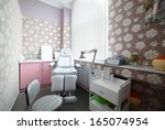 luxury and very clean massage... | Shutterstock . vector #165074954