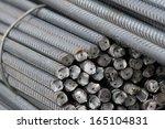 Texture Of Steel Rod