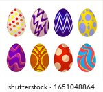vector illustration happy... | Shutterstock .eps vector #1651048864