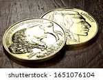 1 Ounce American Buffalo Gold...