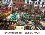 kathmandu  nepal   nov 29 ... | Shutterstock . vector #165107924