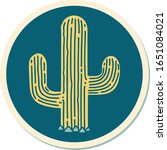sticker of tattoo in...   Shutterstock .eps vector #1651084021