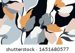 Abstract Pattern. Floral...
