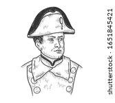 Napoleon Bonaparte Portrait...