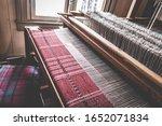 Traditional Old Vintage Weavin...
