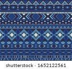 peruvian american indian... | Shutterstock .eps vector #1652122561