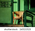 chair on porch | Shutterstock . vector #16521523