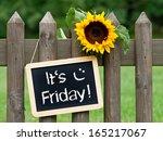 It\'s Friday