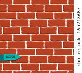 Seamless Pattern With Bricks....