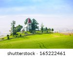 Slovakia Rural Small Church In...