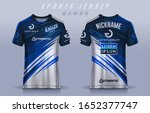 t shirt e sport design template ...   Shutterstock .eps vector #1652377747