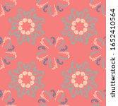 spring branches elegant... | Shutterstock .eps vector #1652410564