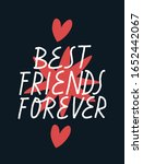 vector lettering about... | Shutterstock .eps vector #1652442067