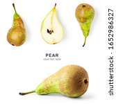 Pear fruit composition and...
