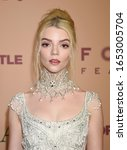 """Small photo of LOS ANGELES, CA/USA - FEB 18 2020: Anya Taylor-Joy arrives to the """"Emma"""" Los Angeles Premiere on February 18, 2020 in Los Angeles, CA"""