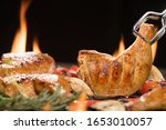 Grilled Chicken Thigh With...