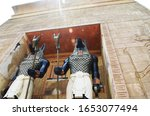 Traditional Egyptian Sculpture...