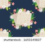 pesah celebration concept  ...   Shutterstock .eps vector #1653145837