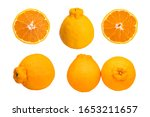 Set Of Sumo Mandarin Orange...