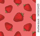 vector seamless pattern of... | Shutterstock .eps vector #165321425