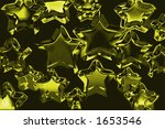 gold stars background | Shutterstock . vector #1653546