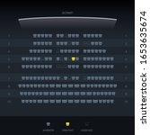 cinema ticket booking dark...