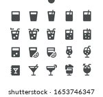 drinks v2 ui pixel perfect well ...
