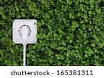 ecological concept  symbolizing ... | Shutterstock . vector #165381311