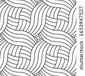 stylish wicker geometric...   Shutterstock .eps vector #1653947527