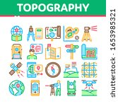 topography research collection... | Shutterstock .eps vector #1653985321