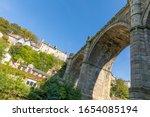 Knaresborough Railway Viaduct...