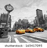 new york city. | Shutterstock . vector #165417095