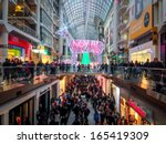 Toronto   November 29  Shopper...