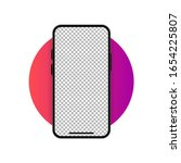 smartphone blank screen on...